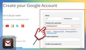 Gmail New Account – How to Create a Gmail New Account