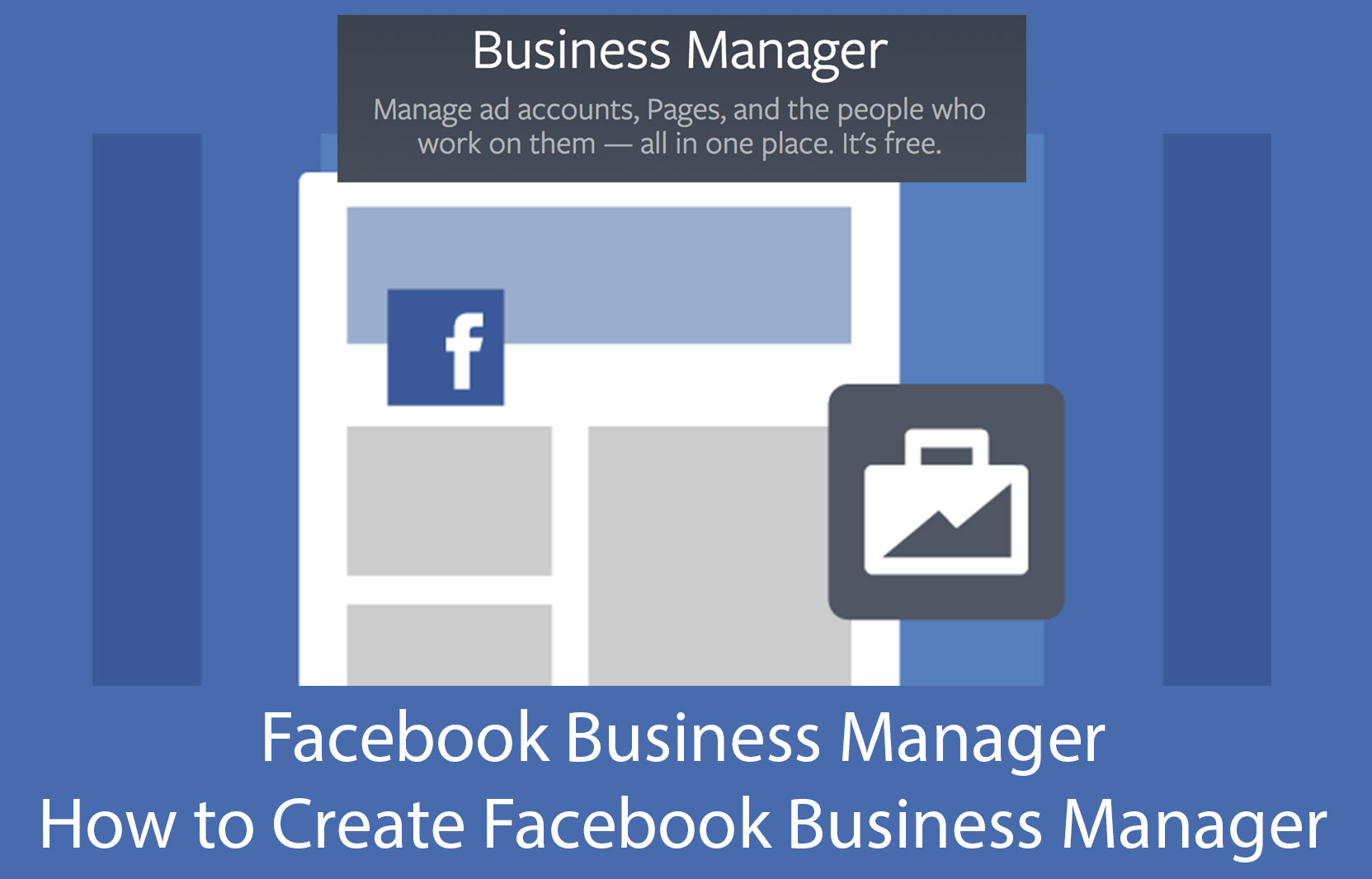 Facebook Business Manager How To Create Facebook Business Manager Facebook Business Page Learnken