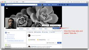 Facebook User Profile – How to Edit Facebook User Profile