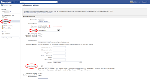 Facebook Ads Account – How to Create a Facebook Ad Account